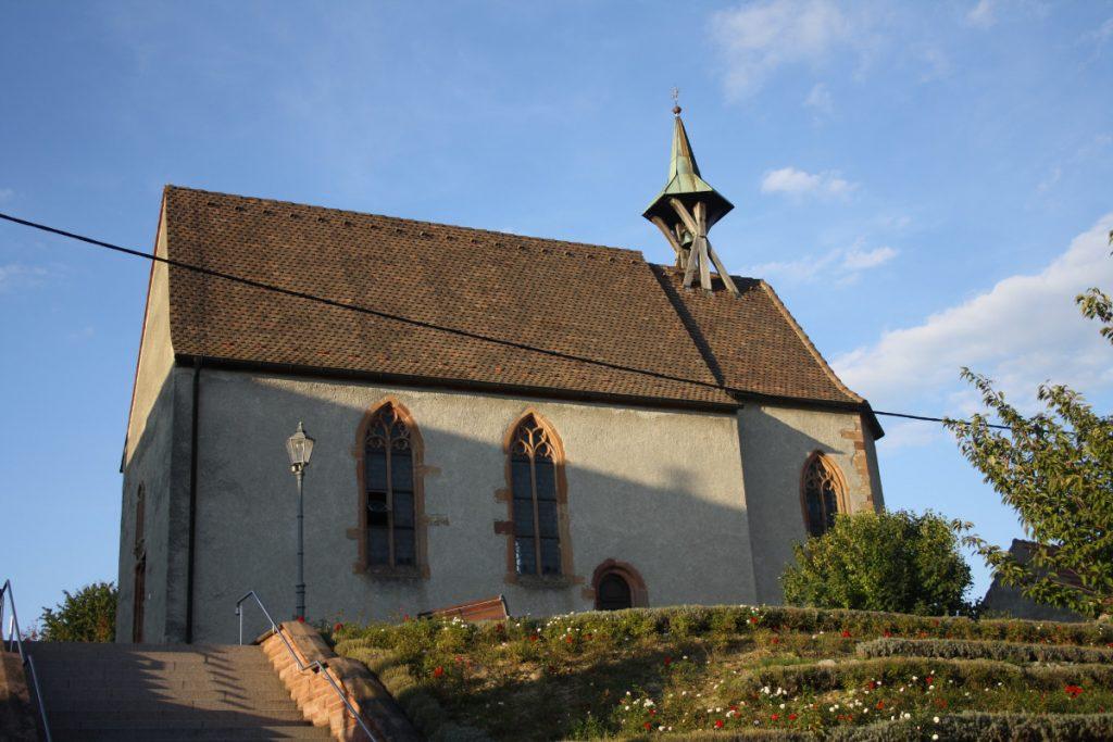 Kapelle St-Alban