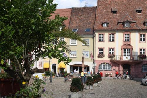 Marktplatz von Endingen