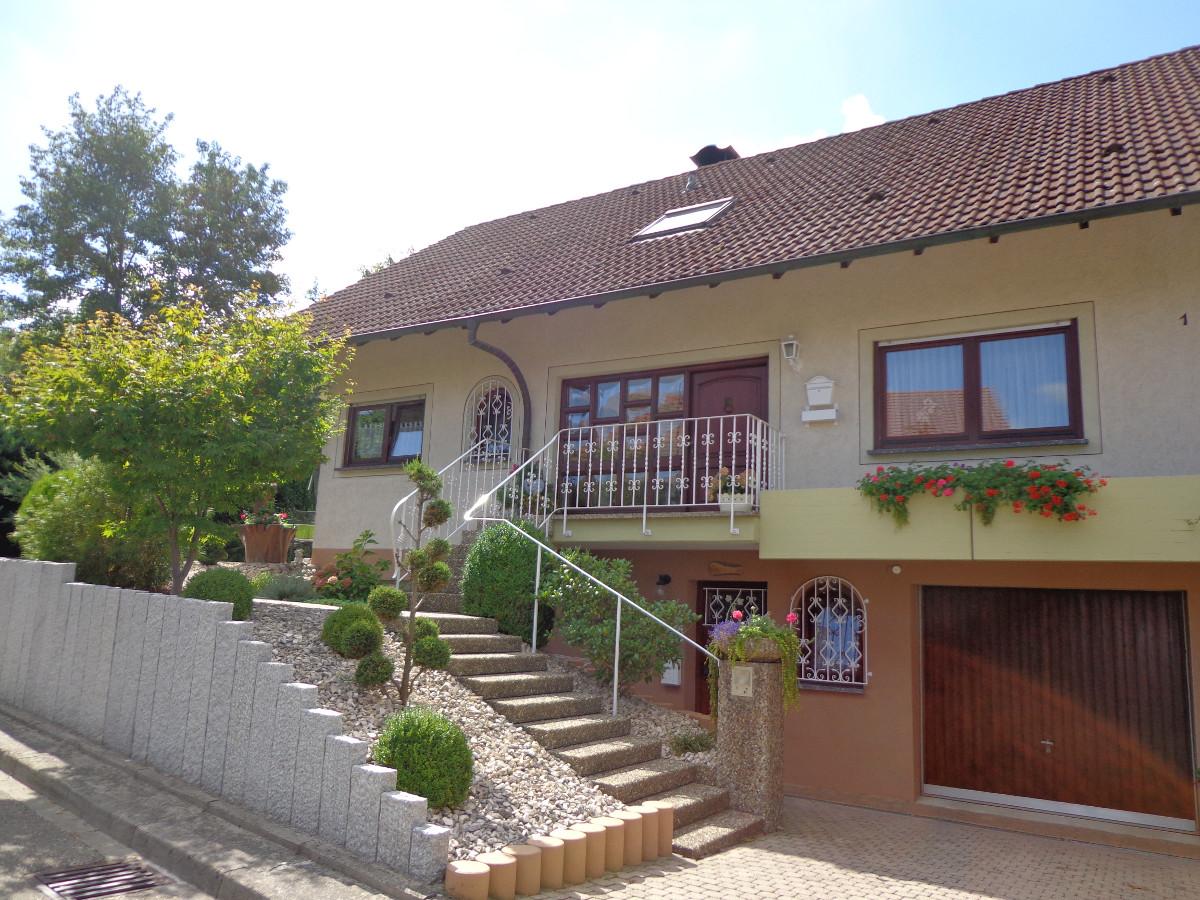Ferienwöhnung bei Familie Mögle in Endingen