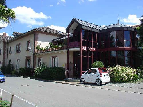 Hotel Garni Kaiserstuhl Image