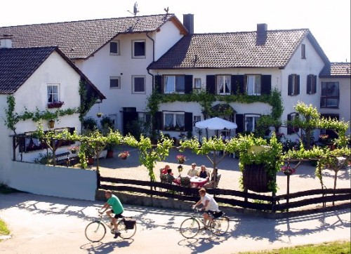 Ferien auf dem Burgunderhof