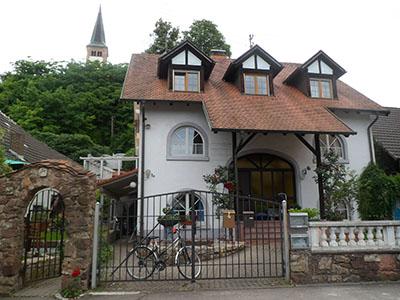 Ferienwohnung Fehrenbach Bahlingen am Kaiserstuhl