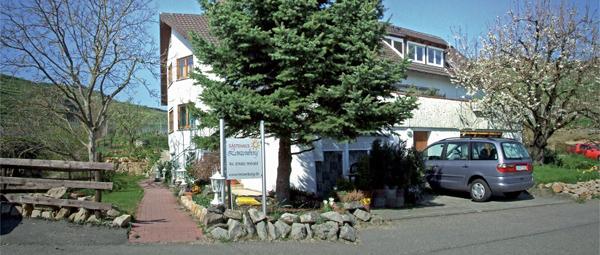 Ferienwohnung im gästehaus lenzenberg