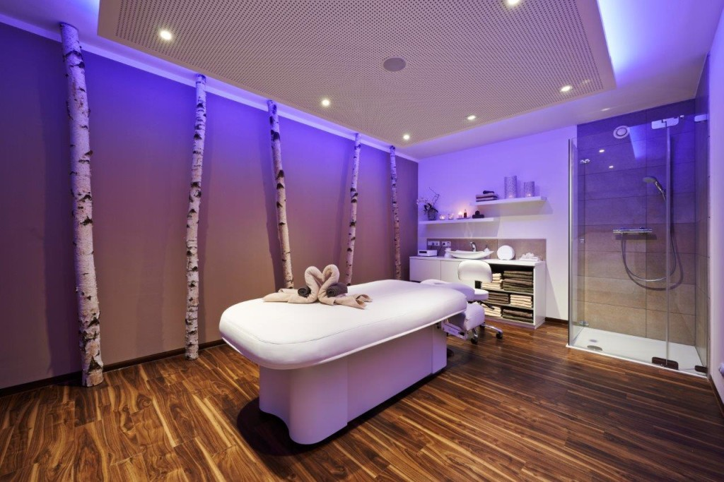 Massage im Wellness Bereich