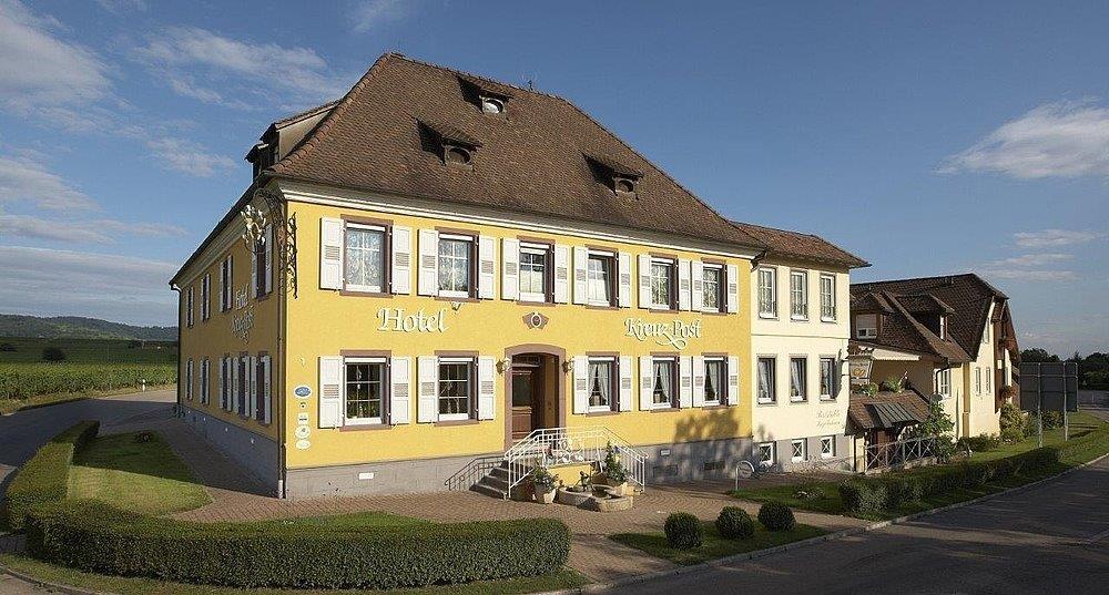 Hotel Kreuz Post Kaiserstuhl