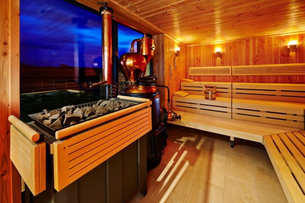 Die Schwarzbrenner Sauna