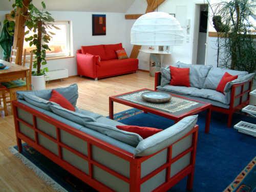 Ferienwohnung Atelierhof Image