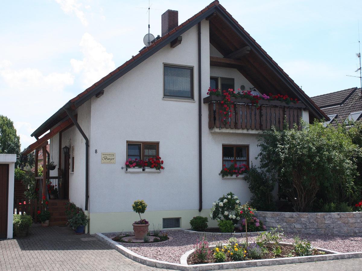 FeWo burger Sasbach am Kaiserstuhl