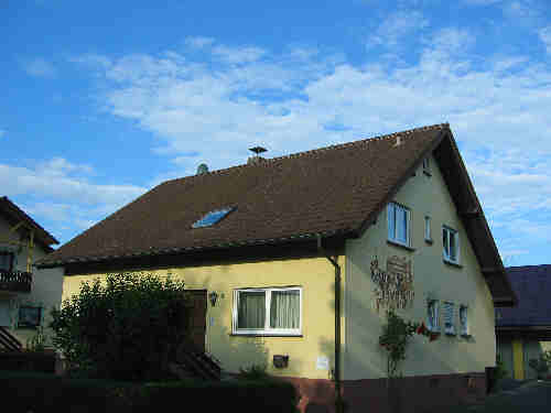 Ferienwohnung Probst in Vogtsburg Burkheim