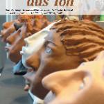 Kunst aus Ton Riegel am Kaiserstuhl