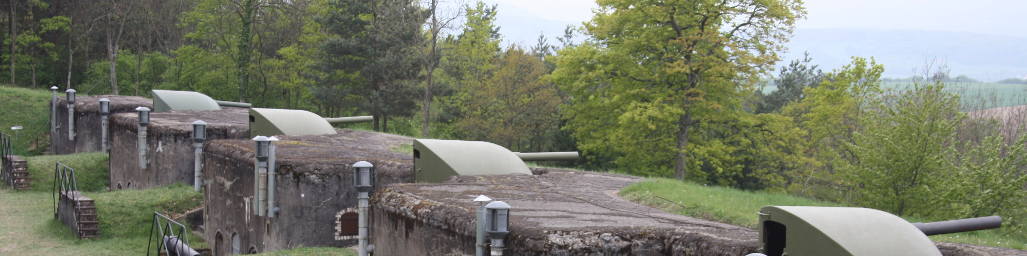 Kanonen Fort Mutzig