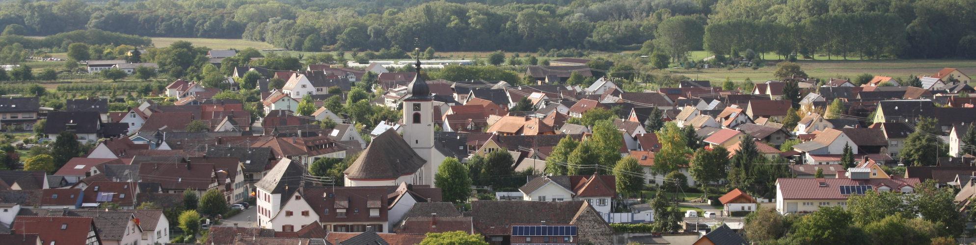 Jechtingen am Kaiserstuhl