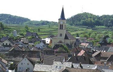 Ortsbild Oberrtoweil