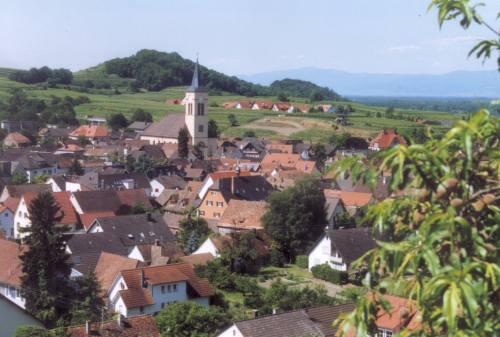 Oberrotweil im Kaiserstuhl