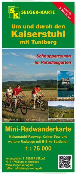 Radkarte Kaiserstuhl