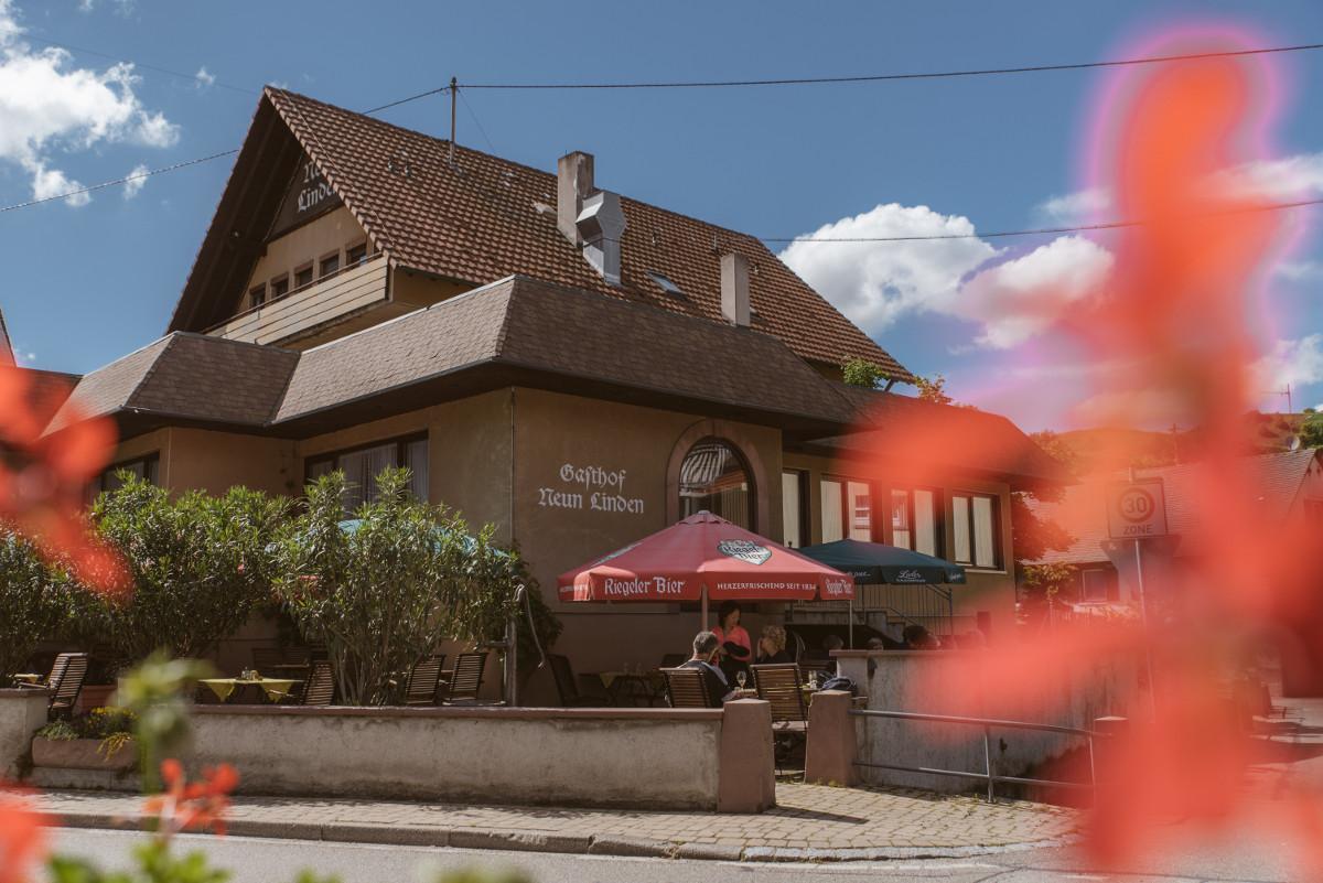 Restaurant neun Linden Vogtsburg