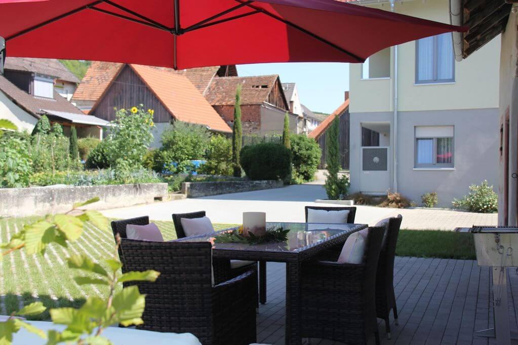 Ferienhaus Paula am Kaiserstuhl