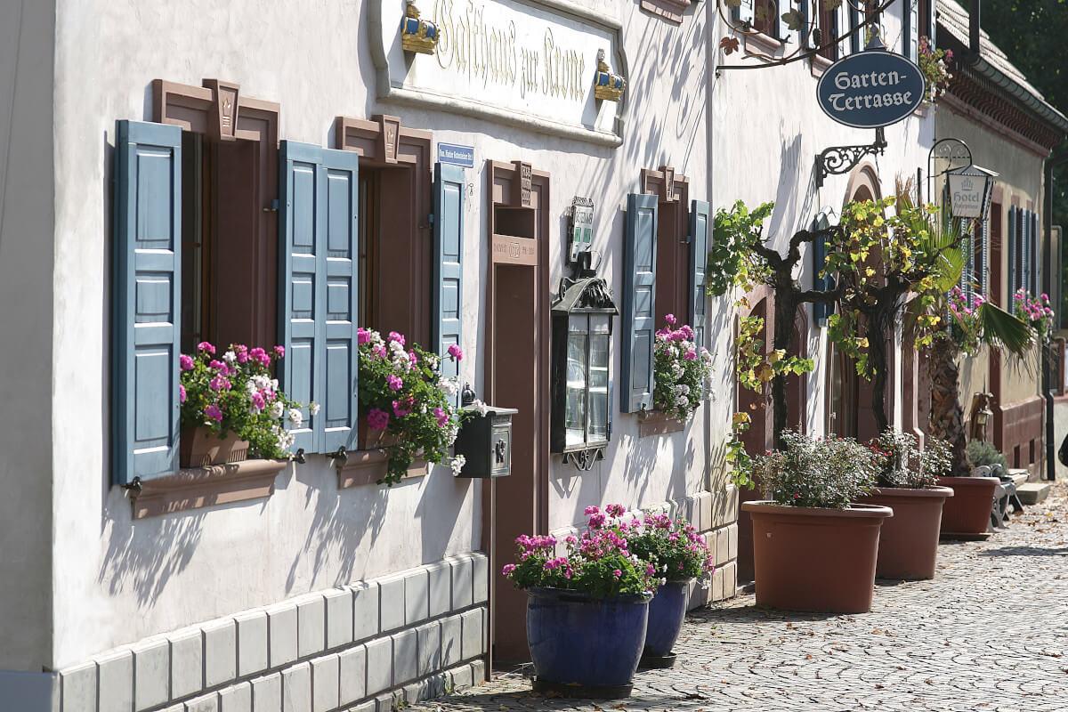 Hotel Zur Krone Bötzingen am Kaiserstuhl