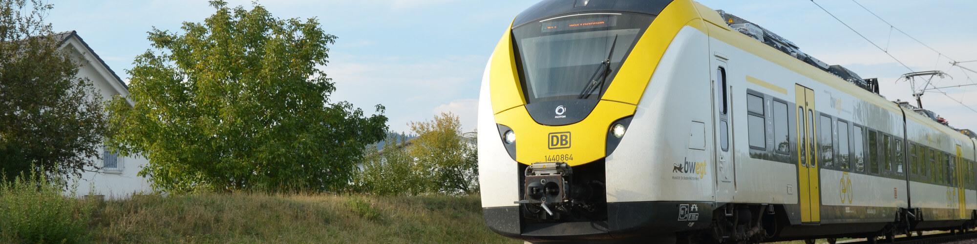 Kaiserstuhl S-Bahn