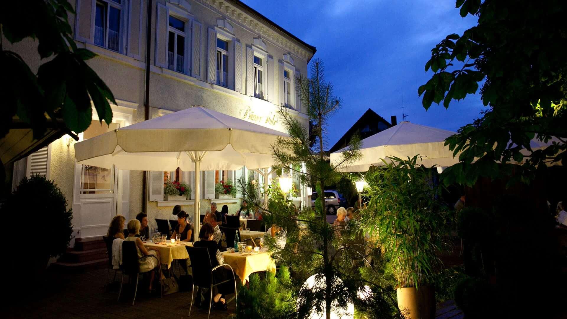 Restaurant Bürgerstube in Sasbach