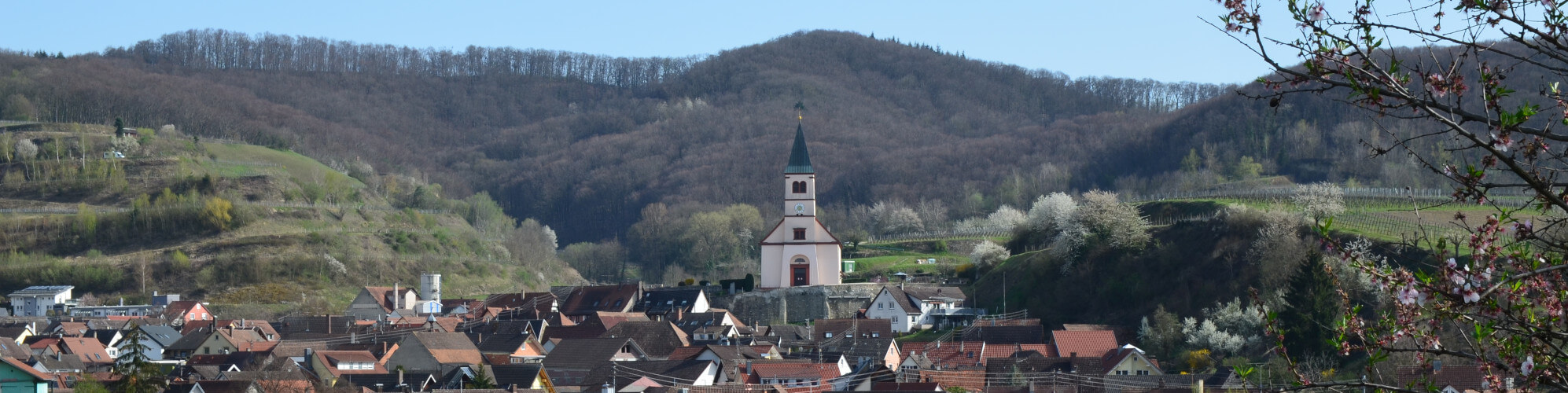 Kiechlinsbergen am Kaiserstuhl