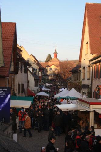 Burkeim Altstadt Weihnachtsmarkt