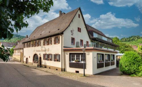 Hotel Rebstock Bickenshohl